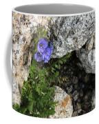 Violet Climbing  Coffee Mug