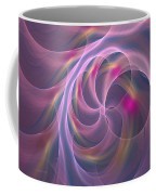 Violet Dreamy Feel Coffee Mug