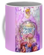 Violet Easter Coffee Mug