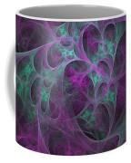 Violet Green Dimensions 16x9 Coffee Mug