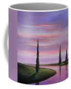 Violet Sky Coffee Mug