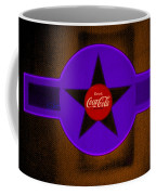 Violet With Red And Orange Coffee Mug