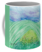 Violets In The Summertime Coffee Mug