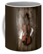 Violin Coffee Mug by Garry Gay