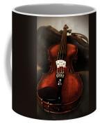 Violin Coffee Mug