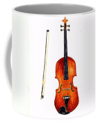 Violin Coffee Mug