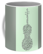 Violin Of Fame Coffee Mug