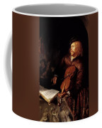 Violin Player 1653 Coffee Mug