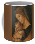Virgin And Child 1470 Coffee Mug