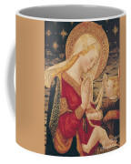 Virgin And Child  Coffee Mug