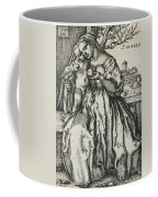 Virgin And Child With A Parrot Coffee Mug