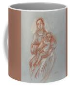 Virgin And Mary Coffee Mug