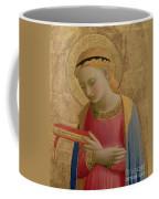 Virgin Annunciate Coffee Mug