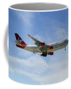 Virgin Atlantic Boeing 747-443 Coffee Mug