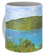 Virgin Island Getaway Coffee Mug
