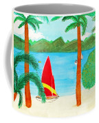 Virgin Island Memories Coffee Mug