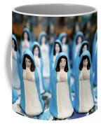 Virgin Mary Figurines Coffee Mug