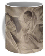 Virgin Maryan Jesus Coffee Mug