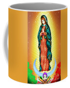 Virgin Of Guadalupe. Coffee Mug