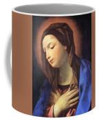 Virgin Of The Annunciation Coffee Mug