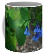 Virginia Bluebells In The Early Morning Coffee Mug
