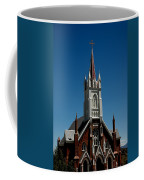Virginia City Church St Mary Coffee Mug