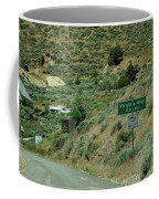 Virginia City Named After Henry Comstock Coffee Mug