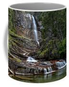 Virginia Falls In The Pool Coffee Mug