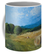 Virginia Hay Bales II Coffee Mug