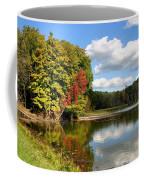 Virginia Kendall Park Coffee Mug by Kristin Elmquist