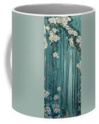 Viridian Bloom Coffee Mug