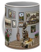 Virtual Exhibition - Source 34 Coffee Mug
