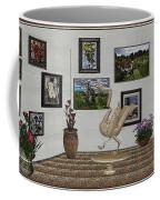 virtual exhibition_Statue of swan 23 Coffee Mug