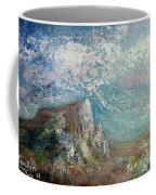 Virtual Mountain Coffee Mug