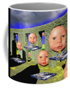 Virtual Stonehedge Coffee Mug