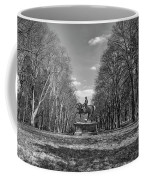 Viscount On Horseback. Coffee Mug