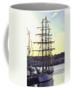 Visiting New London Coffee Mug