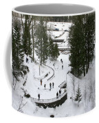 Visitor Viewpoint From The Bridge Coffee Mug