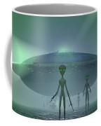 Visitors Coffee Mug by Carol and Mike Werner