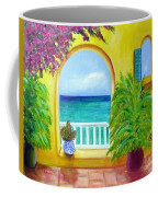 Vista Del Agua Coffee Mug