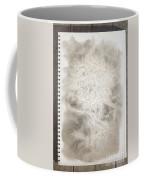 Visual Diary Dandelion Coffee Mug