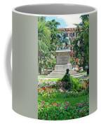Vittorio Emanuele II Statue Coffee Mug