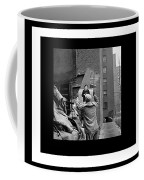 Vivian Maier Self Portrait Probably Taken In Chicago Illinois 1955-2016 Coffee Mug