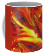 Vivid Abstract Vibrant Sensation IIi Coffee Mug