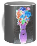Vivid Arrangement Coffee Mug