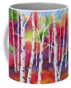 Vivid Autumn Coffee Mug