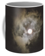Vivid Full Moon Coffee Mug