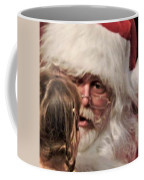 Vivid Santa  Coffee Mug