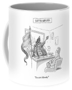 Vlad The Employer Coffee Mug