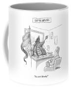Vlad The Employer Coffee Mug